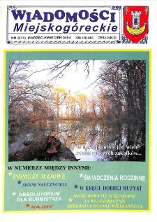 Wiadomości Miejskogóreckie 2004 nr 2 (71)