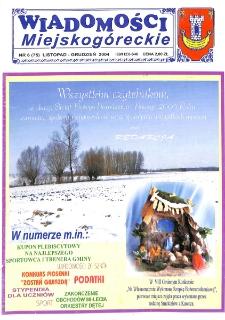 Wiadomości Miejskogóreckie 2004 nr 6 (75)