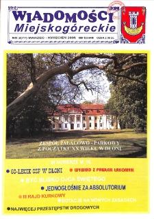 Wiadomości Miejskogóreckie 2005 nr 2 (77)