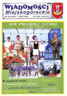 Wiadomości Miejskogóreckie 2005 nr 3 (78)