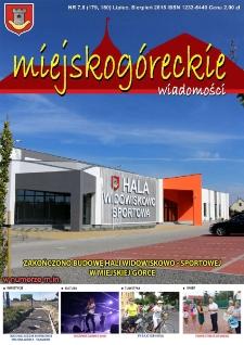Wiadomości Miejskogóreckie 2018 nr 7/8 (179/180)