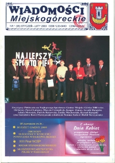 Wiadomości Miejskogóreckie 2009 nr 1 (95)