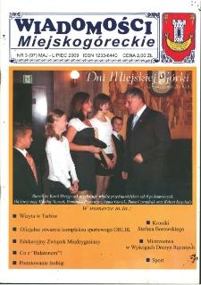 Wiadomości Miejskogóreckie 2009 nr 3 (97)
