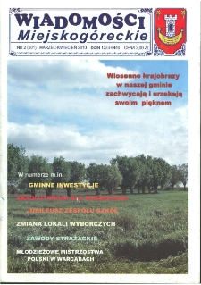 Wiadomości Miejskogóreckie 2010 nr 2 (101)
