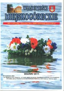 Wiadomości Miejskogóreckie 2011 nr 3 (107)