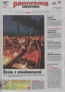 Panorama Leszczyńska 2002.10.31 R.24 Nr44(1186)