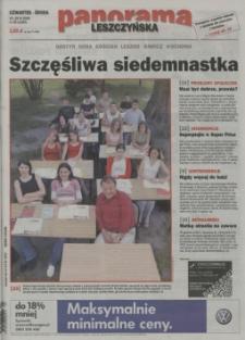 Panorama Leszczyńska 2005.06.23 R.27 Nr25(1324)