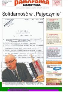 Panorama Leszczyńska 2008.03.13 R.30 Nr11(1466)