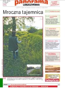 Panorama Leszczyńska 2008.05.21 R.30 Nr21(1476)