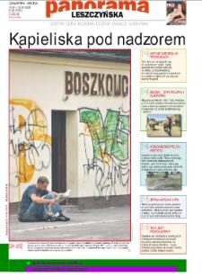 Panorama Leszczyńska 2008.07.10 R.30 Nr28(1483)