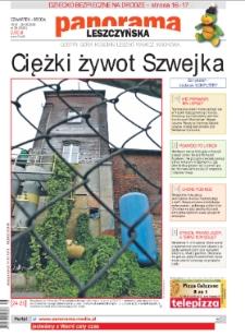 Panorama Leszczyńska 2008.09.18 R.30 Nr38(1493)