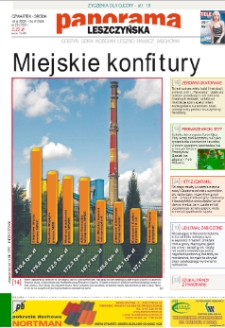 Panorama Leszczyńska 2009.06.18 R.31 Nr25(1531)