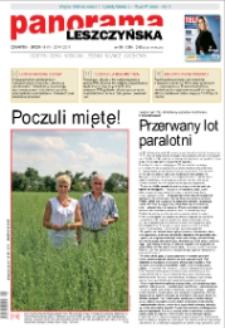 Panorama Leszczyńska 2011.07.14 R.33 Nr28(1639)