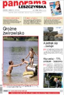 Panorama Leszczyńska 2011.07.21 R.33 Nr29(1640)