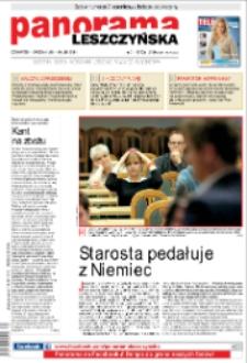 Panorama Leszczyńska 2011.08.04 R.33 Nr31(1642)