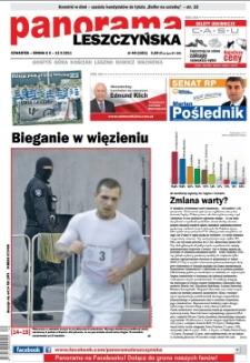 Panorama Leszczyńska 2011.10.06 R.33 Nr40(1651)