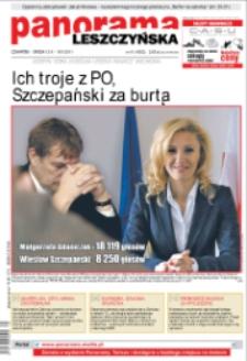 Panorama Leszczyńska 2011.10.13 R.33 Nr41(1652)