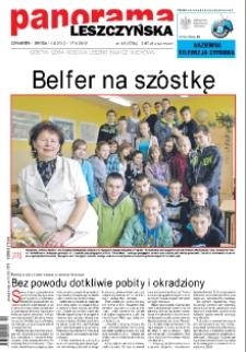 Panorama Leszczyńska 2012.10.11 R.34 Nr41(1704)