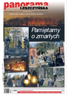 Panorama Leszczyńska 2012.10.31 R.34 Nr44(1707)