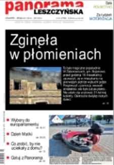 Panorama Leszczyńska 2014.05.22 R.36 Nr21(1786)