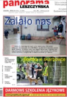 Panorama Leszczyńska 2014.05.29 R.36 Nr22(1787)