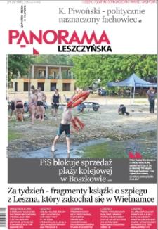 Panorama Leszczyńska 2015.07.09 R.37 Nr28(1845)