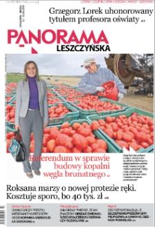 Panorama Leszczyńska 2015.09.10 R.37 Nr37(1854)