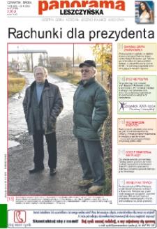 Panorama Leszczyńska 2009.11.19 R.31 Nr47(1553)