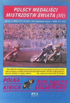Polscy medaliści mistrzostw świata (Cz. 3) 1995 Nr12