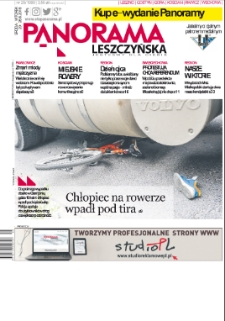Panorama Leszczyńska 2018.06.20 R.40 Nr25(1999)