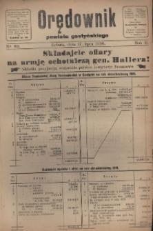 Orędownik Powiatu Gostyńskiego 1920.07.17 R.2 Nr 80