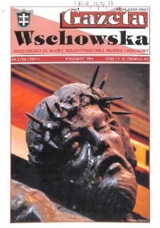Gazeta Wschowska 1996 R.2 Nr 3 (16)
