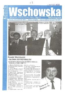 Ziemia Wschowska 2001.09.19 R. 2 Nr 23 (40)