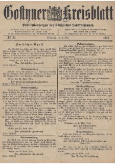 Gostyner Kreisblatt 1894.05.02 Nr 35