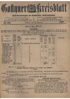 Gostyner Kreisblatt 1897.12.29 Nr 103
