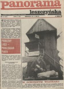 Panorama Leszczyńska 1986.10.26 R.8 Nr43(353)