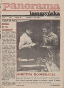 Panorama Leszczyńska 1988.02.28 R.10 Nr9(423)