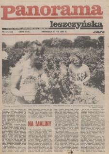 Panorama Leszczyńska 1988.07.17 R.10 Nr29(443)