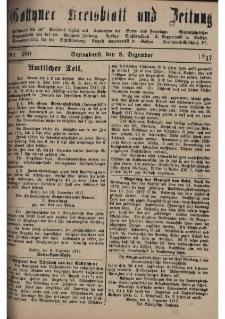 Gostyner Kreisblatt und Zeitung 1917.12.08 Nr 280