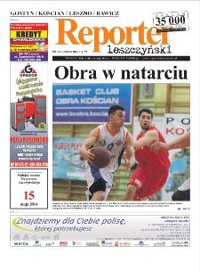 Reporter leszczyński 2014.04.25 R.3 Nr6(37)