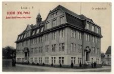 Szkoła Handlowo – Przemysłowa, około 1920 r.