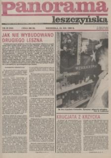 Panorama Leszczyńska 1989.12.10 R.11 Nr 50(516)