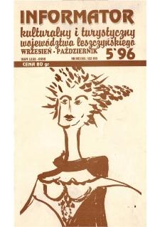 Informator Kulturalny i Turystyczny Województwa Leszczyńskiego 1996.09/10 Nr 5(183)