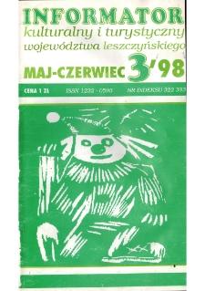 Informator Kulturalny i Turystyczny Województwa Leszczyńskiego 1998.05/06 Nr 3(193)