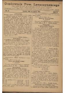 Orędownik Powiatu Leszczyńskiego 1921.03.19 R. 2 Nr 13