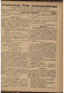 Orędownik Powiatu Leszczyńskiego 1921.04.09 R. 2 Nr 16