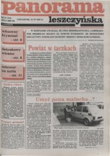 Panorama Leszczyńska 1993.09.16 R.15 Nr37(712)
