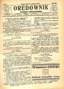 Orędownik Powiatu Leszczyńskiego 1932.01.30 R.12 Nr 5
