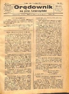 Orędownik na powiat Leszczyński 1932.04.02 R.12 Nr 14