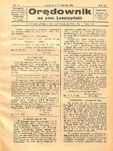 Orędownik na powiat Leszczyński 1932.04.30 R.12 Nr 19
